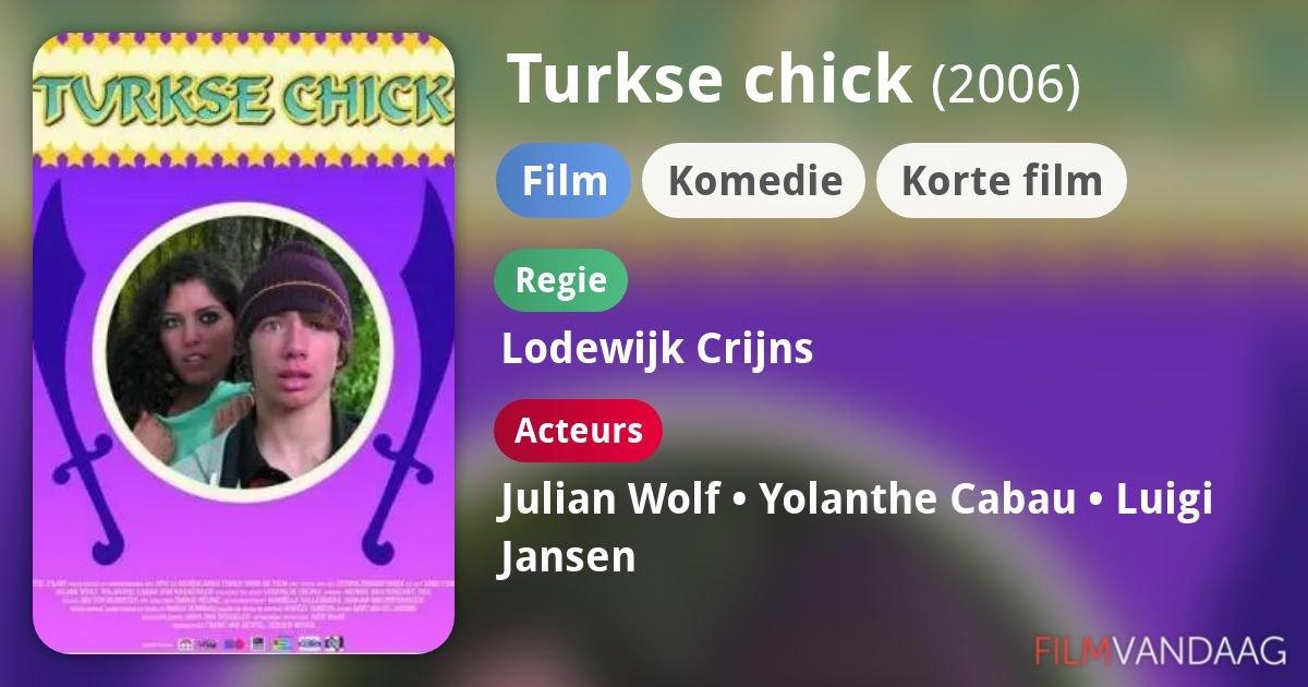 Chick turkse Turkse chick